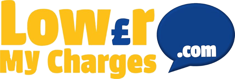 Lower My Charges logo