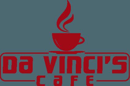 Da Vinci's Cafe logo